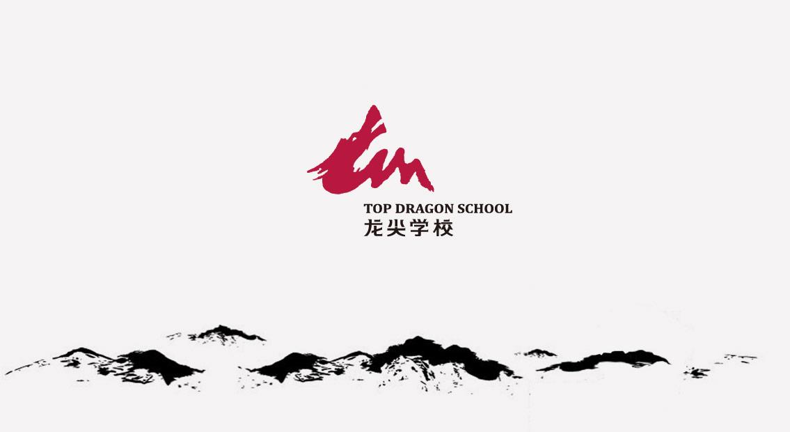 龙尖学校-教育标志vi设计