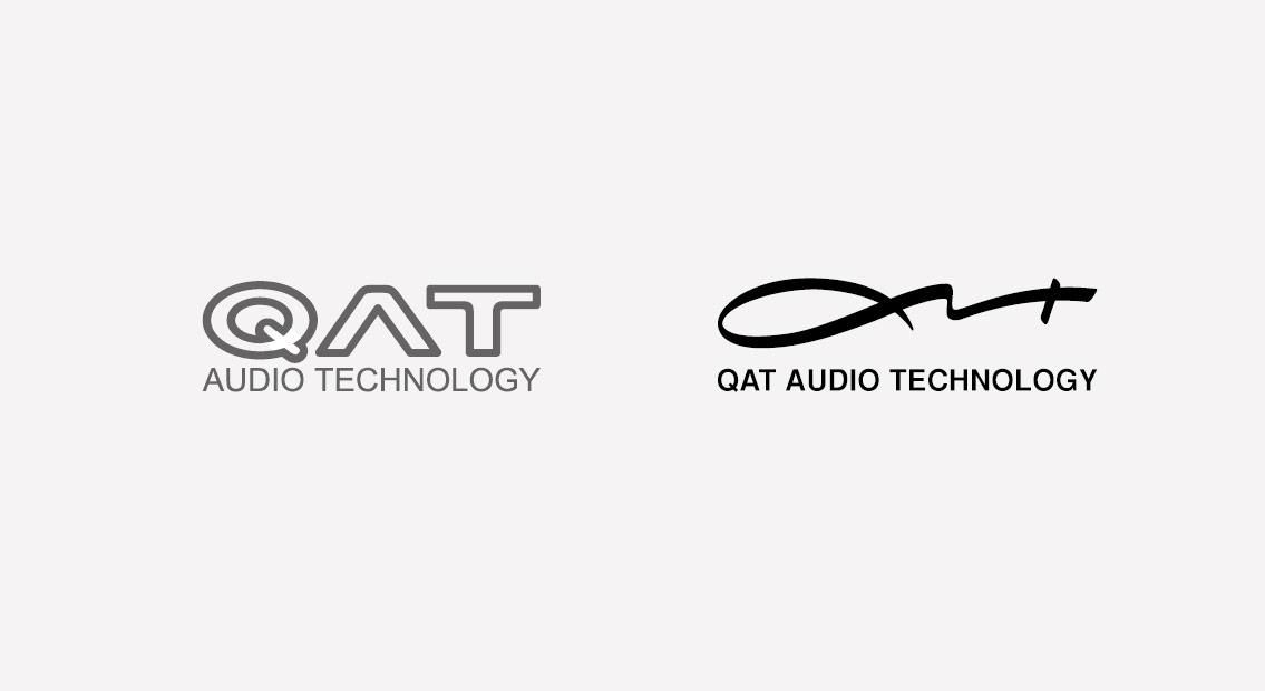 """昆河宝珍音响致力于设计和生产高端音响产品,目前拥有QAT、OAT等多个品牌。追求""""品质""""、""""艺术""""和""""科技""""的完美结合是昆河音响的产品理念。(Red Dot Award)的工业设计群和来自各地区一流的IT精英与著名音响工程师,为中国音响行业树立了前所未有的高标准。 京品设计认为音乐是有生命的,承载着音乐播放的音响设备也应该是有生命的。 此次品牌的更新是为了更好的诠释QAT的产品理念。"""
